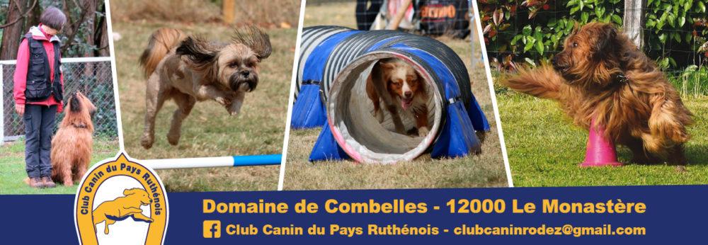 Club Canin Rodez // Agility Obeissance Education